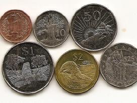 Zimbabves monetu rinkinukas