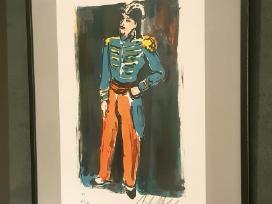 Neemija Arbit Blatas (1908–1999) - Litografijos