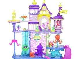 Nauja My Little pony Canterlotės pilis Pigiau