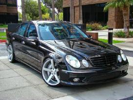 Mercedes E klasės w211 airmatic dalys