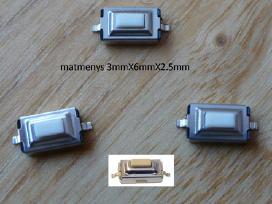 Opel užvedimo raktai+mikroschemos 2 arba 3 knopkiu - nuotraukos Nr. 8