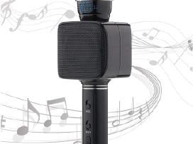 Wster Ws-858 Karaokė Ktv Mic su Bluetooth