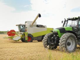 Profesionalus traktorių galios didinimas