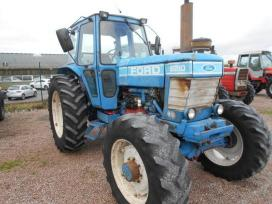 Ford - perkame senus traktorius su defektais