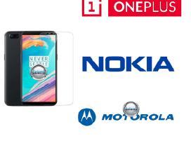 Premium stiklai Motorola Nokia Oneplus telefonams