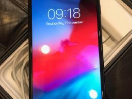 iPhone 7plius black 128 GB