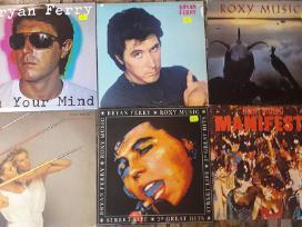 Roxy Music. Bryan Ferry.
