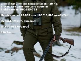 Graff žieminis komplektas iki-30c Bratex 10000
