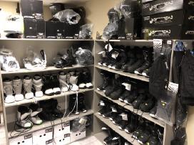 Naujos Snieglentes + Apkaustai +batai Gerom kainom