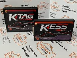 Kess / Ktag Profesionali Ecu Programavimo Įranga