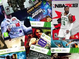 Xbox 360 žaidimai į konsolę Rgh
