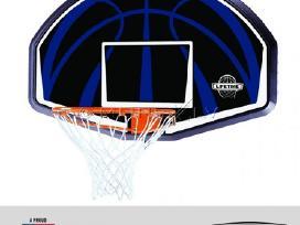 Krepšinio skydas su žiedu Lifetime 90065