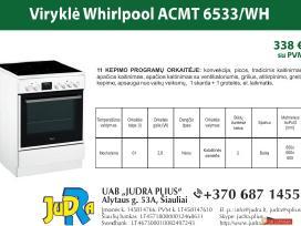 Viryklė Whirlpool Acmt 6533 Wh