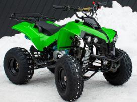 "Keturratis 8"" 125cc Qwatv-02fr (žalias)"