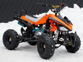 """Keturratis 7"""" 125cc Qwatv-02cq (oranžinis)"""