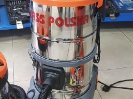 Pramoninis dulkiu siurblys 38 L su vandens filtru
