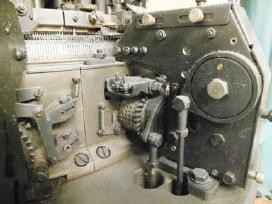 Mezgimo masina klk-5m - nuotraukos Nr. 4