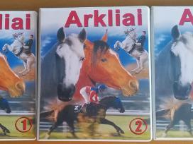 """Pašto ženklų kolekcija - """"Arkliai"""""""