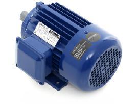 Nauji Trifazis elektros variklis vienfaziai