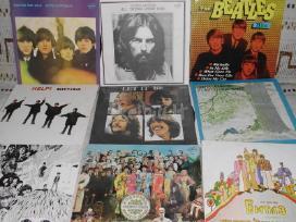 Beatles:plokštelėssinglai/koveriai,jų melodijos/
