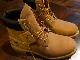 Nauji Timberland Batai (Premium 6 Inch Boot)