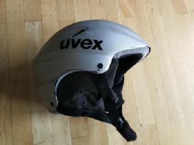 Kalnų slidinėjimo šalmas Uvex, dydis Xs