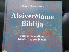 Atsiverčiame Bibliją, 2005 m