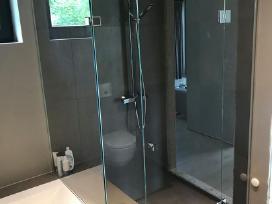 Dušo kabina / Berėmės dušo kabinos