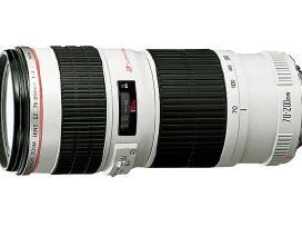 Objektyvas Canon 70-200mm f:4