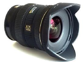 Sigma 28-300mm f3,5-6,3 (Canon), Sigma 10-20mm (Ca