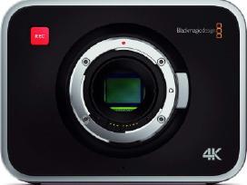 Blackmagic Design Production Camera 4k Ef Mount