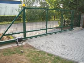 Kiemo vartai, kiemo vartų automatika