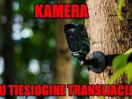 Belaidės stebėjimo kameros Ra20 ir Ra10 Plius