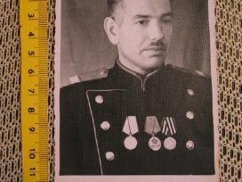 CCCP Kariskis.seno Pvz. Uniforma . .zr. foto.