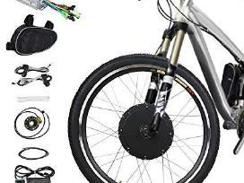 Elektriniai dviraciai, diagnostika, remontas dalys