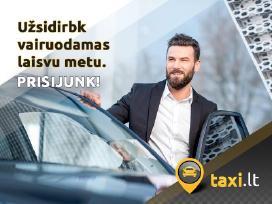 Taksi vairotojas arba pavežėjas - nuotraukos Nr. 2