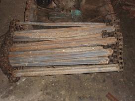 Žemes ūkio technikos dalys