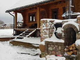 Pirtis ,namukų nuoma ,Traku rajone prie ežero.
