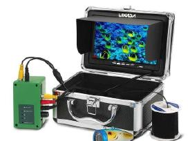 Povandenine kamera Lagaminelyje zvejybai