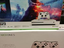 Naujos Xbox One S 1tb konsolės!