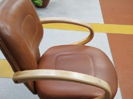 Kirpyklos kliento kėdės