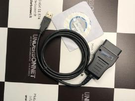 Honda diagnostika - Honda Hds diagnostikos kabelis