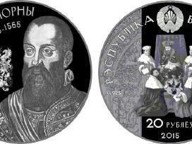 Radvila - Mikalojus juodasis, Baltarusija tir.1000