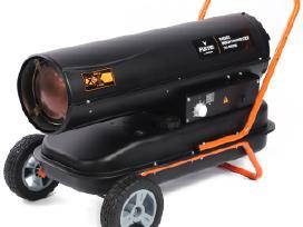 Dyzeliniai ir dujiniai šildytuvai-gera kokybė