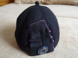 Vardine labai stilinga kepure-skrybelaite,nauja