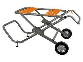 Atraminis stalas - vežimėlis Toolson