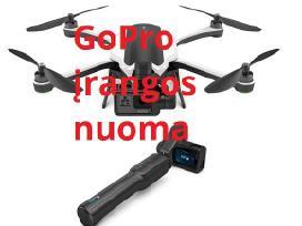 Gopro nuoma, drono nuoma, stabilizatoriaus nuoma