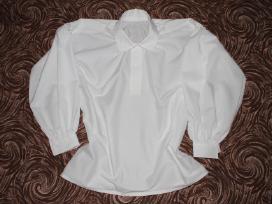 Tautiniai moteriški marškiniai