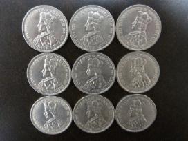 Perku monetas į kolekciją