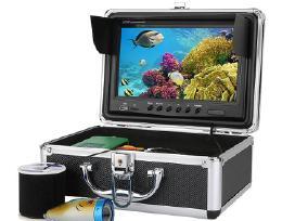 Povandeninė žvejybinė kamera pilnas komplektas
